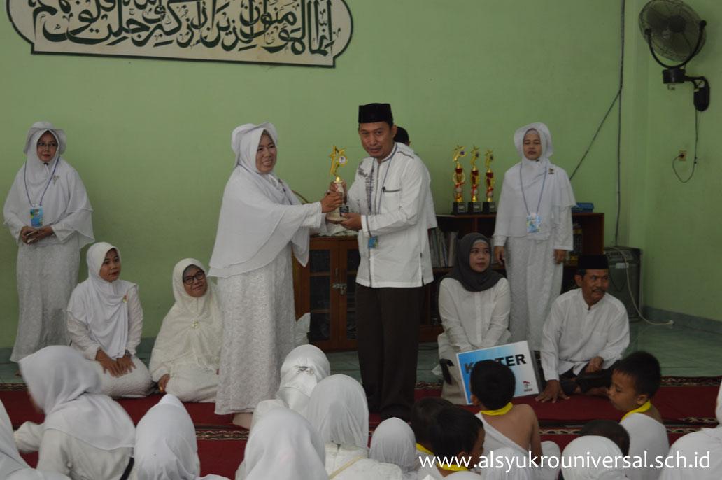 HIMPAUDI Ciputat Adakan Manasik Haji di Al Syukro