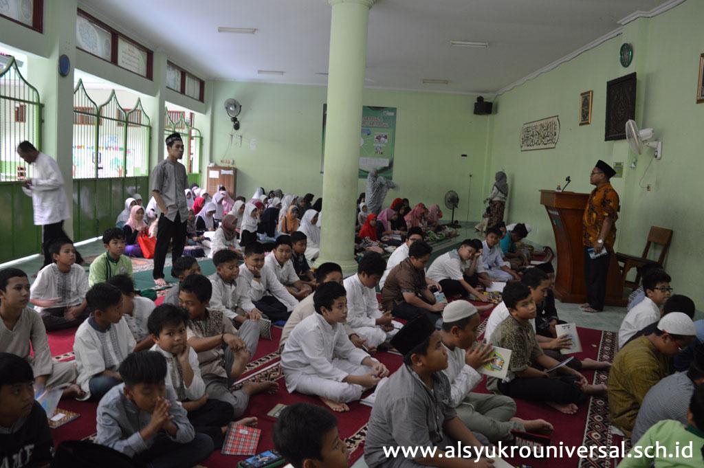 SD Islam Al Syukro Universal Adakan Tamyiz Camp 2019