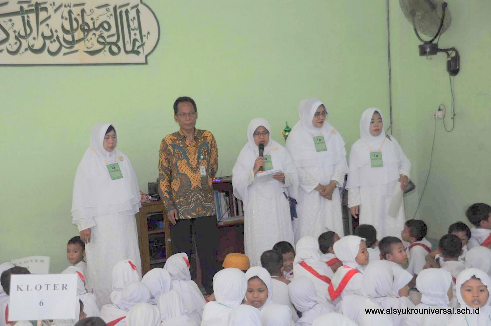 HIMPAUDI Adakan Manasik Haji di Al Syukro Universal