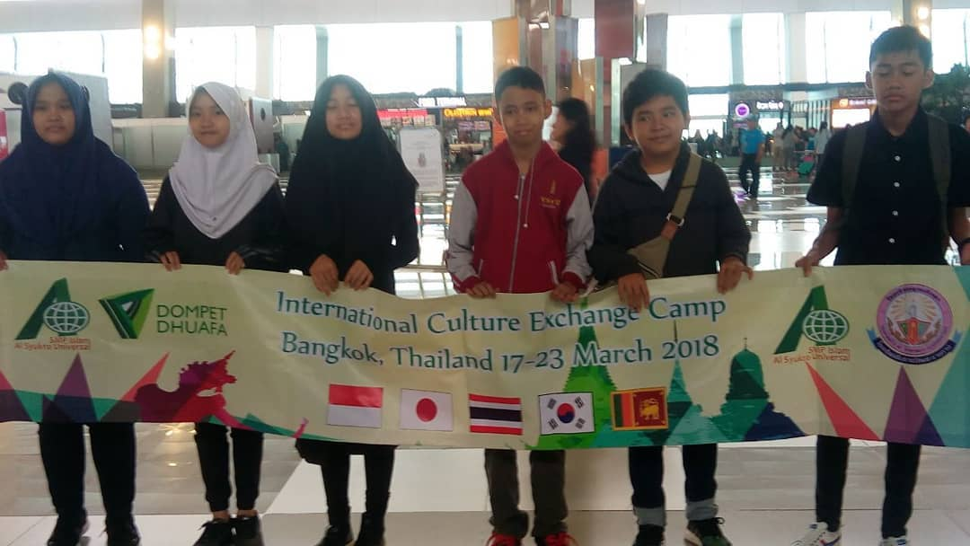 International Culture Exchange Camp 2018